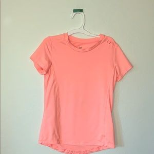 Champion girls dry fit top